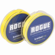 Rogue Braid Line 150yds Yellow, , bcf_hi-res