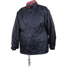 Team Unisex Stolite Original Rainwear Jacket Dark Navy S, Dark Navy, bcf_hi-res