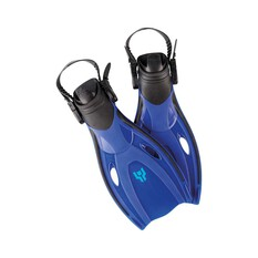 Tahwalhi Junior Dive Set, Blue, bcf_hi-res