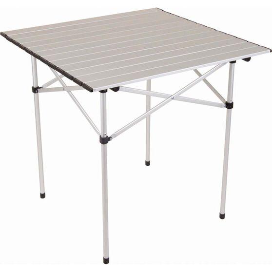 Roll Up Aluminium Table, , bcf_hi-res