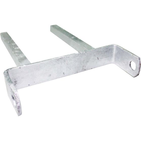 ARK Flat Twin Stern Bracket 8in 17mm, , bcf_hi-res