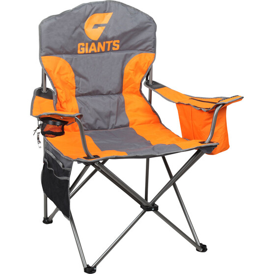 AFL GWS Giants Cooler Arm Chair, , bcf_hi-res
