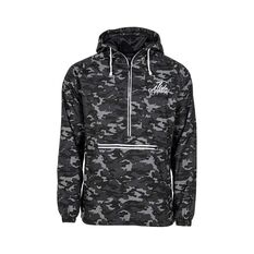 Tide Apparel Men's Drip Jacket Camo S, Camo, bcf_hi-res