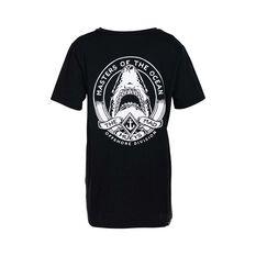 The Mad Hueys Youth Masters Short Sleeve Tee Black 8, Black, bcf_hi-res