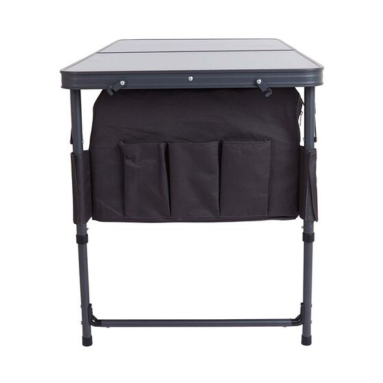 Wanderer Folding Table with Storage, , bcf_hi-res