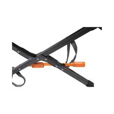 Wanderer Flinders Premium Camper X-Leg Stretcher Single, , bcf_hi-res