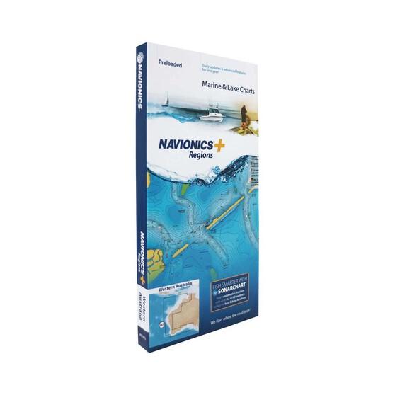 Navionics Marine Chart - Western Australia, , bcf_hi-res