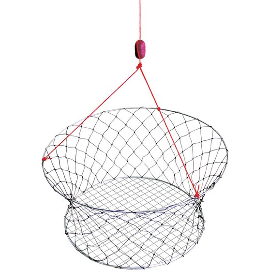 Wilson Ready Rigged Wire Base Crab Net  61cm, , bcf_hi-res