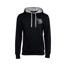 The Mad Hueys Men's Hammer Division Pullover Hoodie Black S, Black, bcf_hi-res