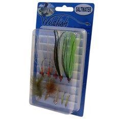 Saltwater Flies 10 Pack, , bcf_hi-res