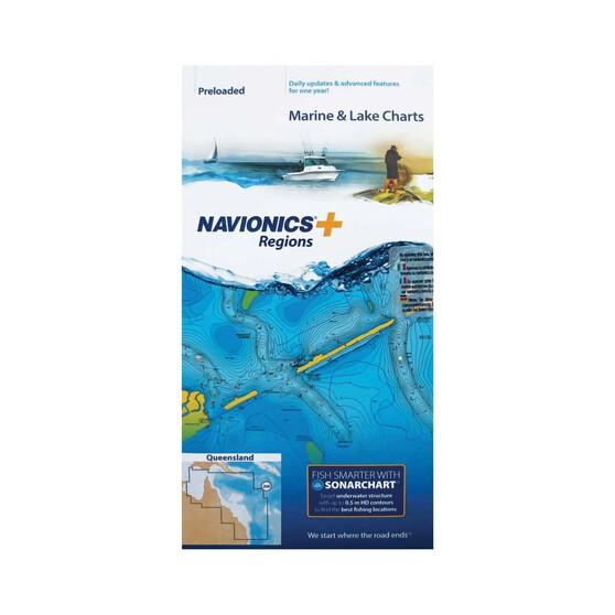 Navionics Marine Chart - Queensland, , bcf_hi-res