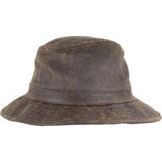 Men's Old Salt Hat Brown OSFM, Brown, bcf_hi-res