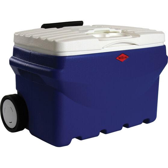 Willow Wheeled Cooler 50L, , bcf_hi-res