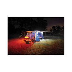 Korr Orange/White LED Camp Light Kit with Diffuser, , bcf_hi-res