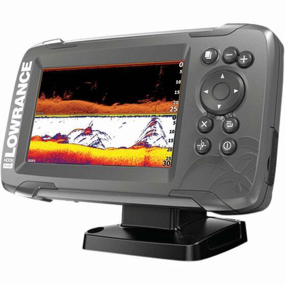 Lowrance Hook²-5 Fish Finder Combo + SplitShot Transducer and CMAP, , bcf_hi-res
