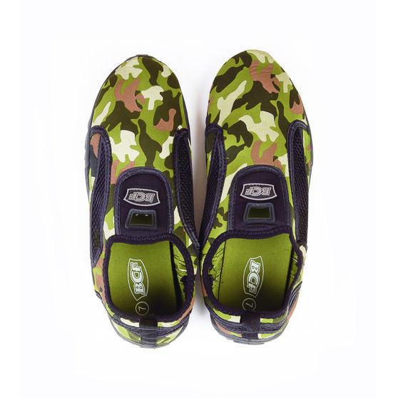 BCF Unisex Water Aqua Shoes Camo 11, Camo, bcf_hi-res