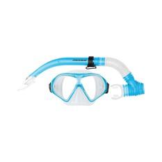 Mirage Tropic Adult Snorkel Set Blue, Blue, bcf_hi-res