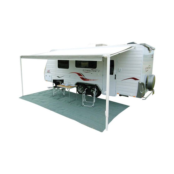 Camec 3 x 3m Caravan Floor Matting, , bcf_hi-res