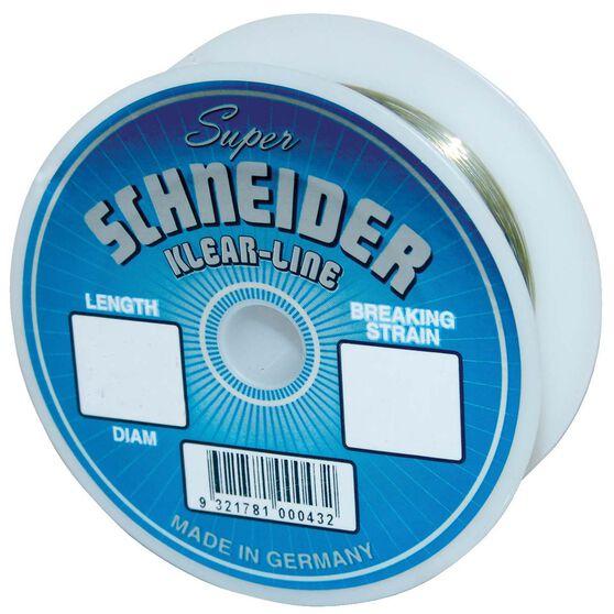 Schneider Klear Mono Line 300m, Green, bcf_hi-res