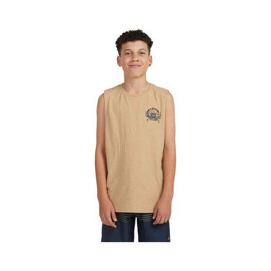 Quiksilver Youth Bait and Tackle Tank, Incense, bcf_hi-res
