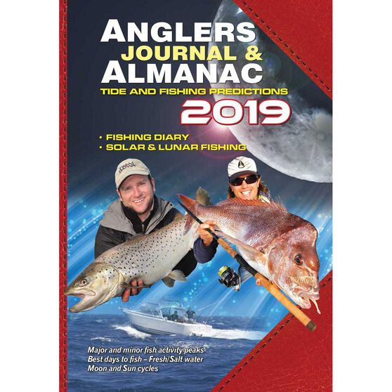AFN Anglers Journal & Almanac 2019, , bcf_hi-res
