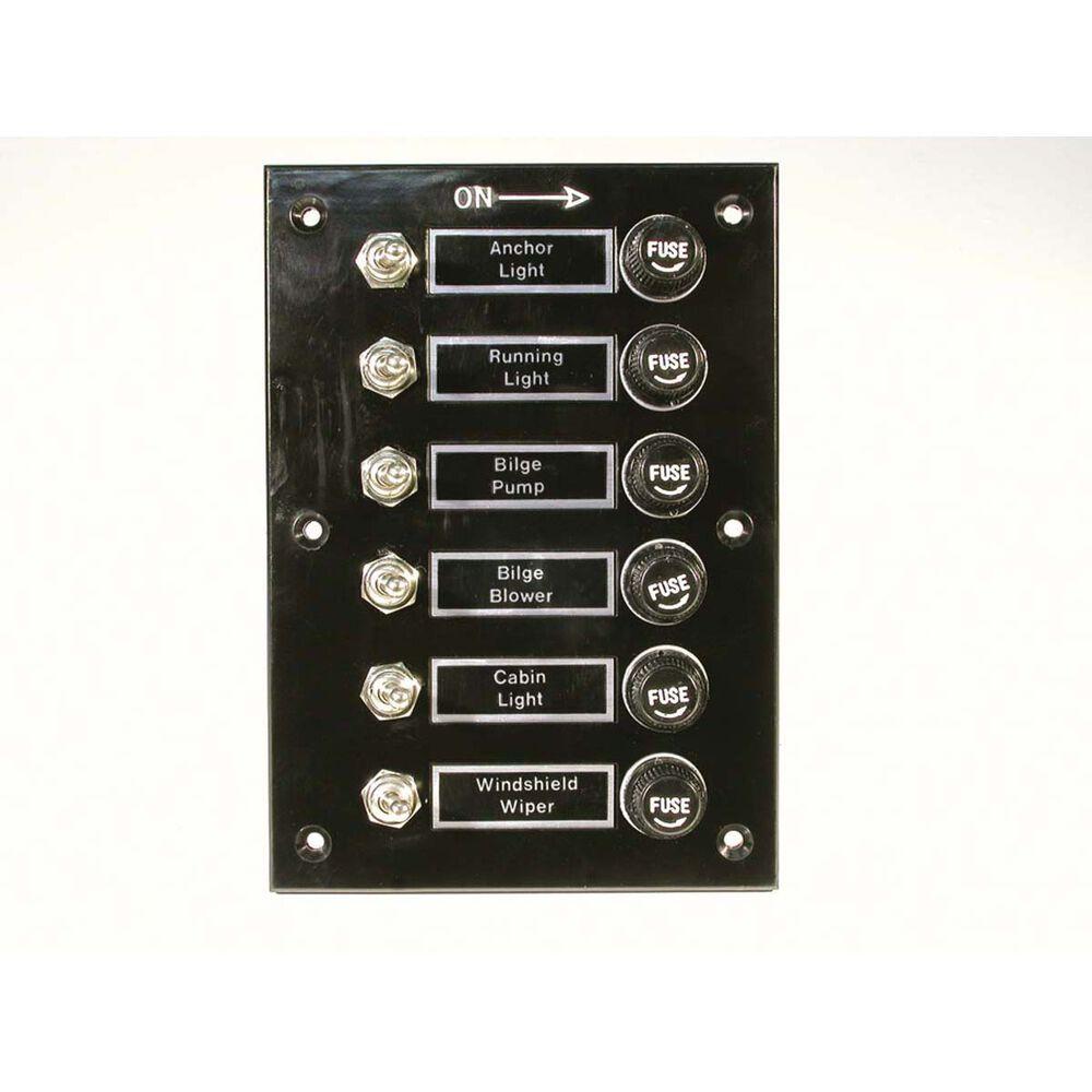on mako switch panel wiring diagram