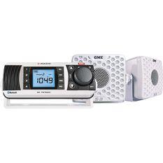 GME GR300BTWEP AM/FM Marine Radio Pack, , bcf_hi-res