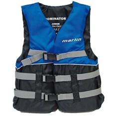 Marlin Australia Adult Dominator PFD 50S Blue XS / S, Blue, bcf_hi-res