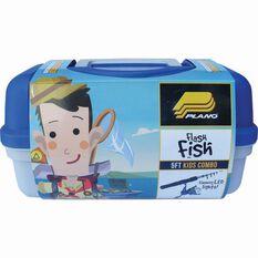 Plano Flash Fish Tackle Kit Junior Combo Blue, Blue, bcf_hi-res