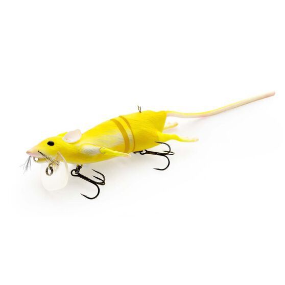 Savage 3D Rad Rat Surface Lure 30cm, , bcf_hi-res