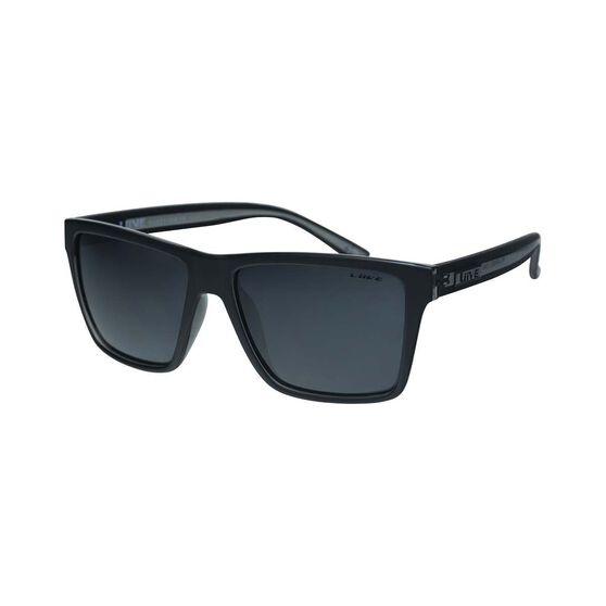 Liive Men's Bazza Polar OFSM Sunglasses Black, , bcf_hi-res