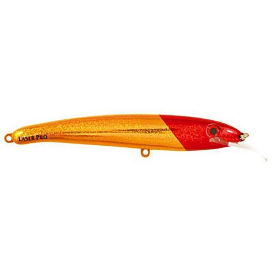 Halco Laser Pro X Deep Diver Hard Body Lure 160mm Redneck 160mm, Redneck, bcf_hi-res
