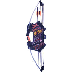 Barnett Buck Hot Shot Youth Compound Bow, , bcf_hi-res
