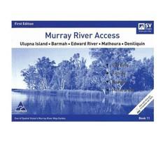 AFN Murray River Access Map 11 Ulupna Island to Deniliquin, , bcf_hi-res