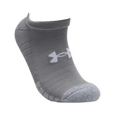 Under Armour Men's Heatgear NS Socks 3pk, , bcf_hi-res