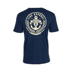 Tide Apparel Men's Mutiny Tee Navy S, Navy, bcf_hi-res