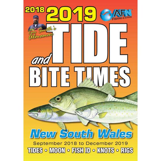 AFN New South Wales Tide and Bite Guide 2019, , bcf_hi-res