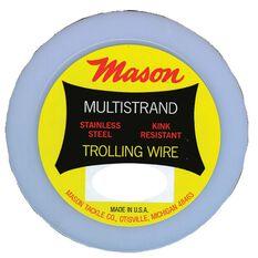 Mason Multistrand Wire Bronze 30ft 150lb, Bronze, bcf_hi-res