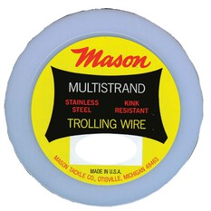 Mason Multistrand Wire Bronze 30ft 150lb, Bronze, bcf_hi-res