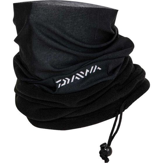 Daiwa Brushed Multiscarf - Unisex, Black, OSFM, , bcf_hi-res