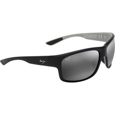 Maui Jim Men's Southern Cross Sunglasses Black / Grey, Black / Grey, bcf_hi-res