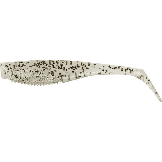 Squidgies Bio Fish Soft Plastic Lure 70mm Cracked Pepper, Cracked Pepper, bcf_hi-res