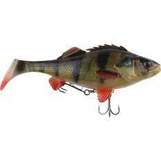 Savage 4D Redfin Shad Line Through Soft Plastic Lure 23cm Redfin 168g, Redfin, bcf_hi-res