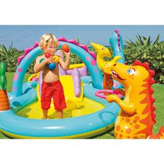 Intex Inflatable DinoLand Play Centre, , bcf_hi-res