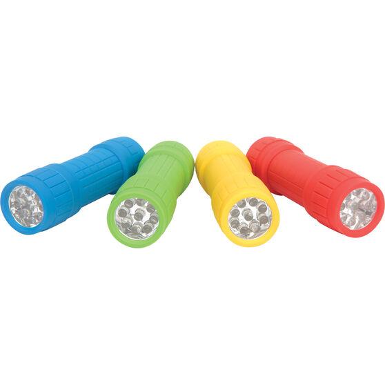 9 LED Mini Torch, , bcf_hi-res