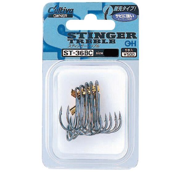 Owner 1X Treble Hook Size 14, , bcf_hi-res
