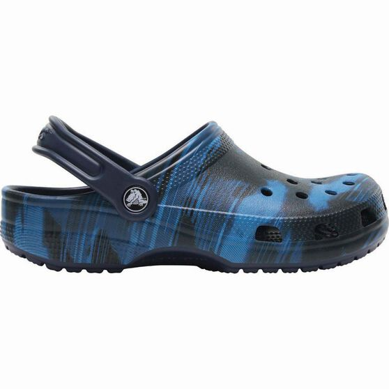 Crocs Men's Classic Graphic Clogs, , bcf_hi-res