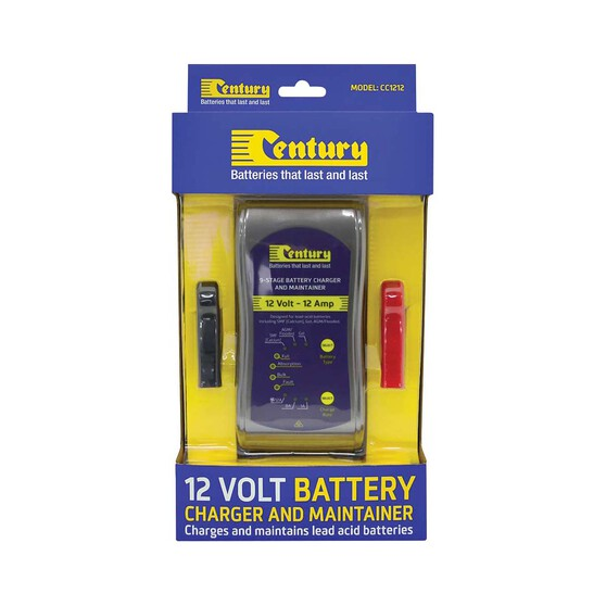 Century CC1212 Battery Charger, , bcf_hi-res