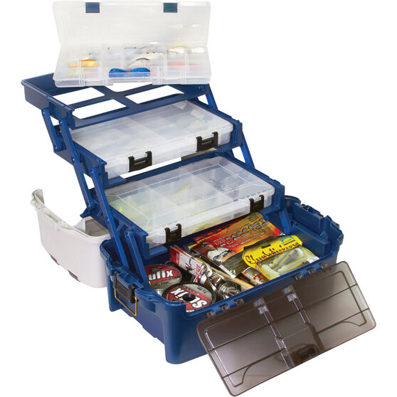 Plano Hybrid 3 Stowaway Tackle Box, , bcf_hi-res