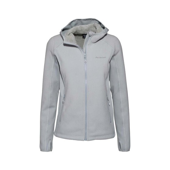 Macpac Women's Mountain Hooded Jacket, Highrise, bcf_hi-res